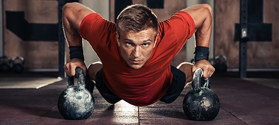 KETTLEBELLS AND CROSSFIT EQUIPMENT